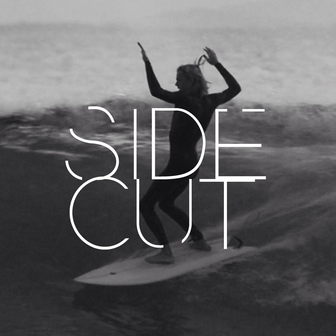 Mackie Surfboards Side Cut