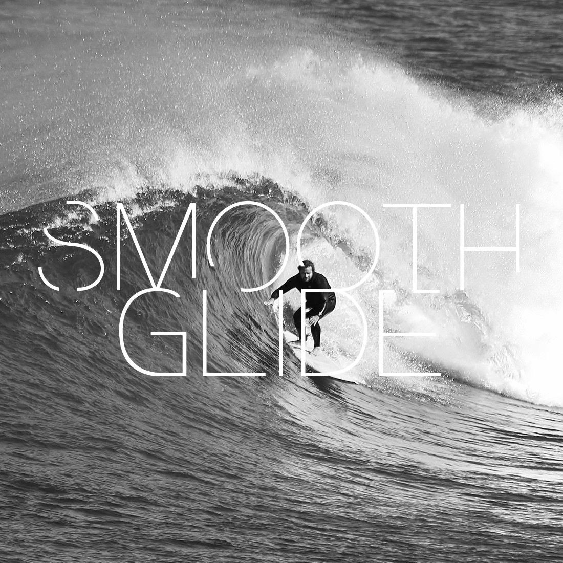 Mackie Surfboards Smooth Glide